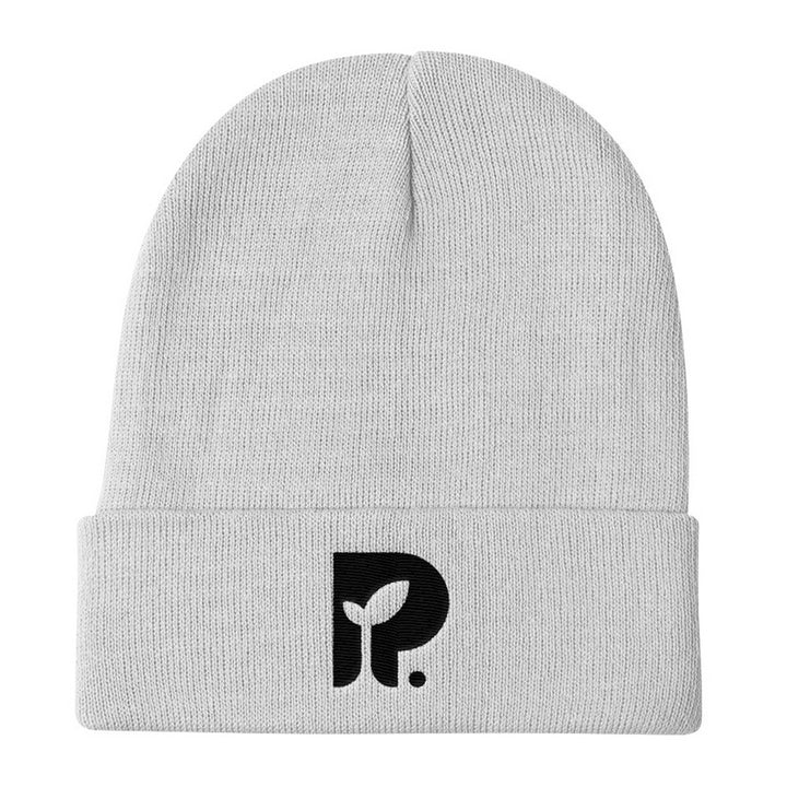 The Plug Cuffed Beanie (P logo)