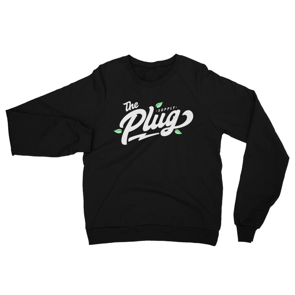 The Plug Supply Unisex Sweatshirt (The Plug Logo)