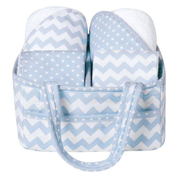 Trend Lab 5-Piece Baby Bath Gift Set