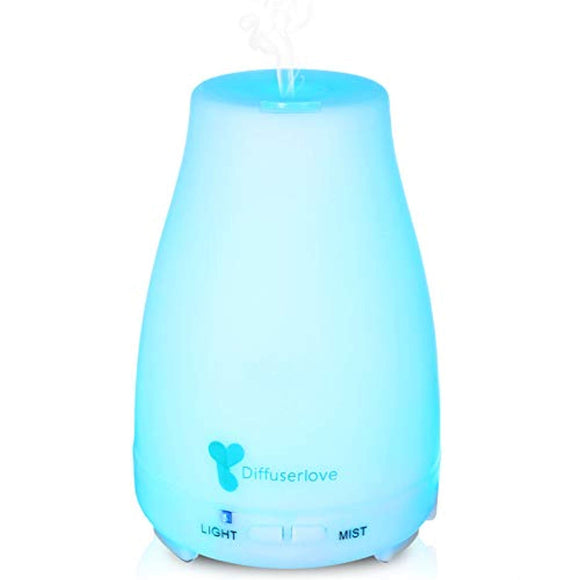 Diffuserlove Max 200ML Essential Oil Diffusers Ultrasonic Mist Humidifiers