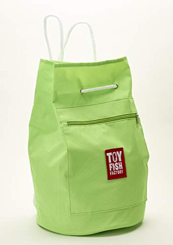 Toy Tote by Toy Fish Factory Toy Bag for Toy Dinosaurs and All Toy Animals