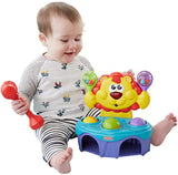 Fisher-Price Go Baby Go! Bop & Rock Musical Lion