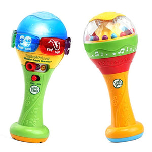 LeapFrog Learn & Groove Shakin' Colors Maracas