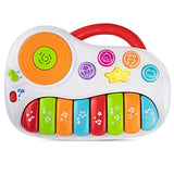 Toddler Piano, Learning Toy with DJ Mixer.