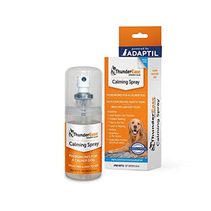 ThunderEase Dog Calming Pheromone Spray | Powered by ADAPTIL