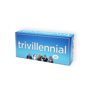 Trivillennial - The Trivia Game for Millennials [A Party Game]