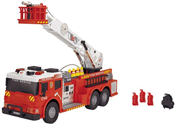 Dickie Toys International Fire Brigade (Try Me), 24