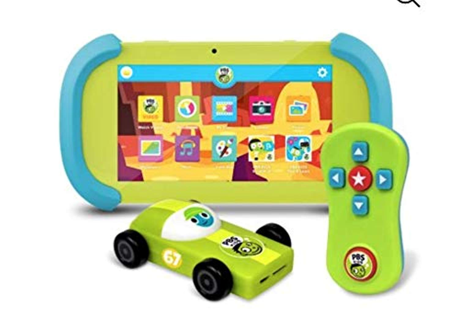 Ematic PBS Playtime Pad 7 HD w// Plug and Play Streaming Stick