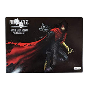 Final Fantasy Opus IX Lords of Chaos Prerelease Kit
