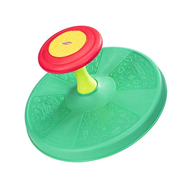 Playskool Sit 'n Spin Classic Spinning Activity Toy for Toddlers Ages Over 18 Months
