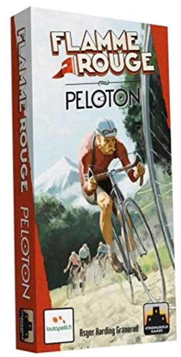 Stronghold Games Flamme Rouge Peloton Expansion