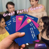 Think You Can Text? Adult Party Game Featuring Awkward Text Situations