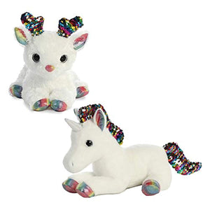 Aurora Bundles of 2: Shimmers Rainbow Unicorn and Deer