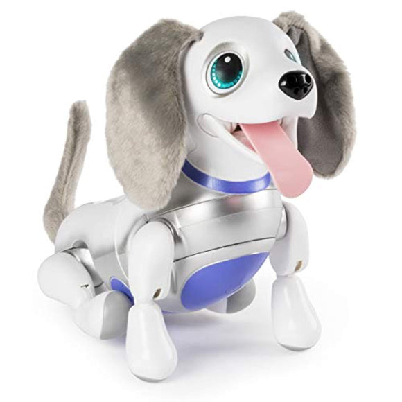 zoomer Playful Pup, Responsive Robotic Dog with Voice Recognition & Realistic Motion