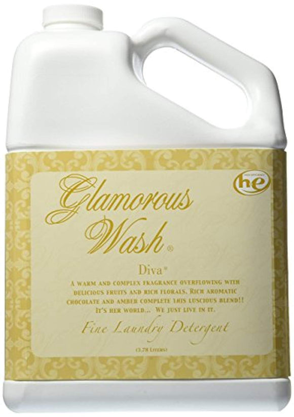 TYLER Gallon Glam Wash Laundry Detergent, Diva