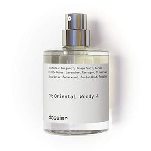 Dossier | Oriental Woody 4 Mens Cologne | Inspired By Armani Code Fragrance