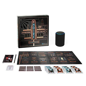 St. Noire - an Alexa Hosted Cinematic Board Game for Adults & Teens (Amazon Exclusive)