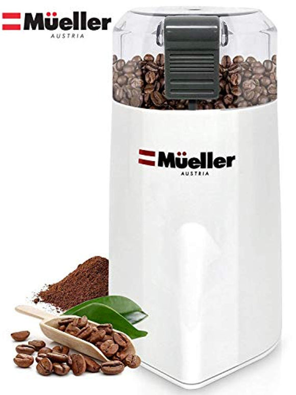 Mueller Austria HyperGrind Precision Electric Coffee Grinder Mill