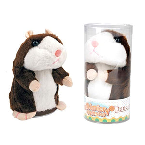 JayDee Hilarious Talking Hamster Toy That Repeats What You Say