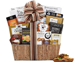 Wine Country Gift Baskets Sympathy Basket Heartfelt Thoughts Our Sincere Condolences