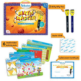 Skillmatics Educational Game : Math Master (6-9 Years)  | Creative Fun Activities for Kids