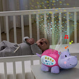 VTech Baby Lil' Critters Soothing Starlight Hippo, Pink (Amazon Exclusive)
