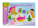 Crayola Artic Color Chemistry Set for Kids, Steam/Stem Activities, Educational Toy, Ages 7, 8, 9, 10