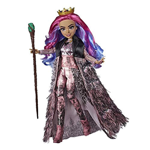 Disney Descendants Audrey Doll, Deluxe Queen of Mean Toy from Descendants Three