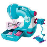 Cool Maker - Sew N' Style Sewing Machine with Pom-Pom Maker Attachment