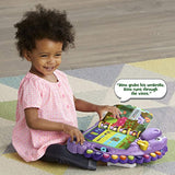 LeapFrog Dino's Delightful Day Alphabet Book, Purple (Amazon Exclusive)