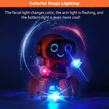 Marsjoy Musical Baby Toys Dancing Walking Robot for Boys & Girls Kids