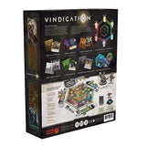 Vindication Board Game