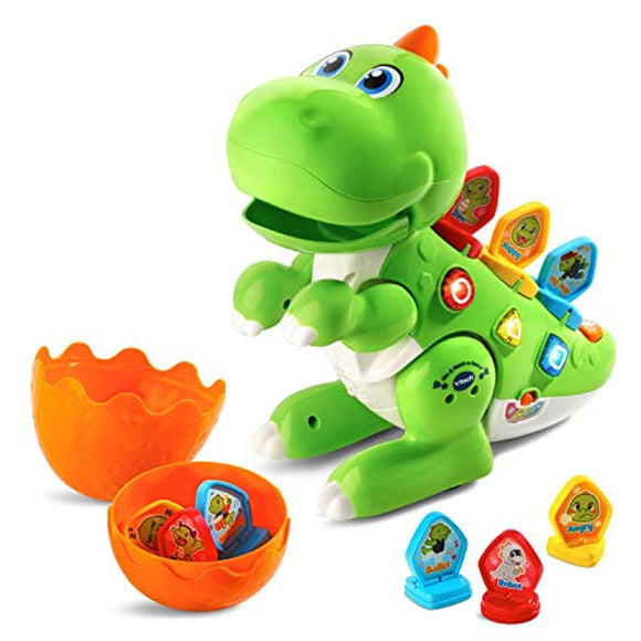 VTech Mix & Match-a-Saurus (Frustration Free Packaging), Green