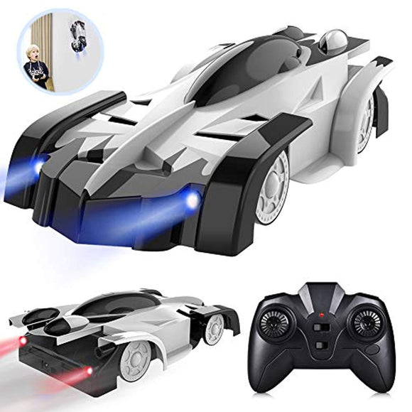 YEZI Remote Control Car, Kid Toys for Boys Girls, Dual Mode 360°Rotating Stunt Car