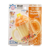 people Brain Builders: Baby Babble First Words Training Trumpet