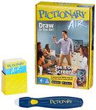 Mattel Games Pictionary Air – Navy Pen Version w/ 30% Unique Cards
