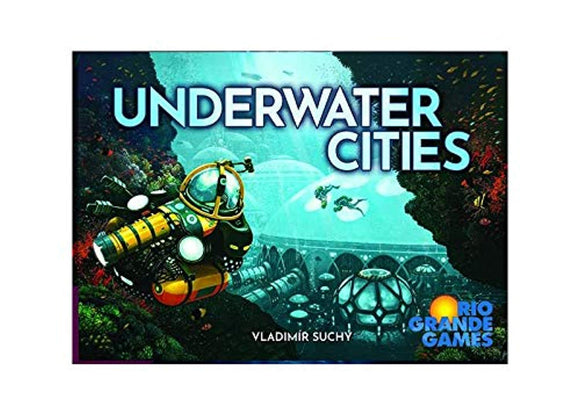 Rio Grande Games Underwater Cities