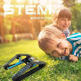 UNGLINGA STEM Toys Electric Motor Robotic Science Kit for Kids Intro to Engineering Building Project