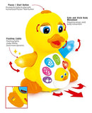 PowerTRC Baby Musical Duck Toys for Intelligence Training and Toddler's