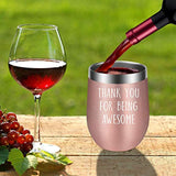 Thank You for Being Awesome - Thank You Gifts for Women