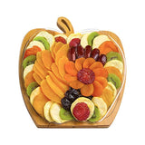 Dried Fruit Gift Basket – Healthy Gourmet Snack Box - Holiday Food Tray - Variety Snacks