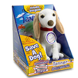 Operation ResCute The Story of Tanner Book & Stuffed Animal