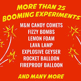 Playz Kaboom! Explosive Combustion Science Lab Kit