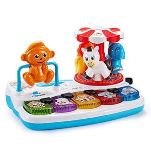 Think Gizmos Interactive Amusement Park TG701 - Musical Toy for Toddler Boys & Girls