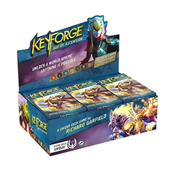 Keyforge: Age of Ascension Display