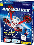 Thames & Kosmos Air-Walker Gravity-Defying Wall-Walking Robot Science Experiment Kit