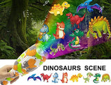 weird tails Projector Flashlight Baby Toys Animal Dinosaurs Toy Slides Sleep Preschool