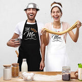 Mr & Mrs Aprons For Happy Couple