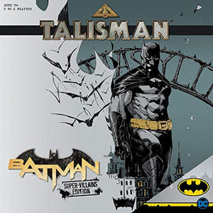 Talisman Batman Super-Villians Edition Competitive Board Game