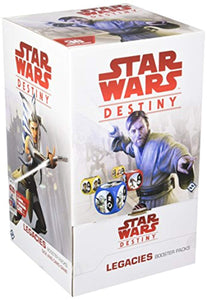 Star Wars Destiny: Legacies Booster Display